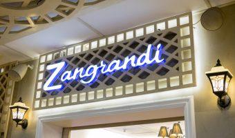 Kembali Ke Tahun 1930 Bersama Ice Cream Zangrandi Surabaya