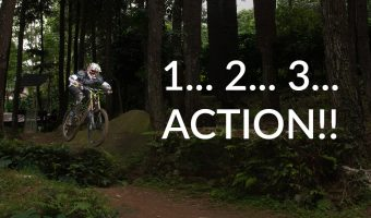 Action Photography: Downhill di Sebex Bike Park Sentul, Bogor