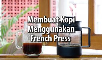 Bayupapz VLOG : Membuat Kopi Menggunakan French Press