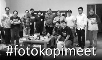Jika Fotografer, Kopi dan Fujifilm X-T2 Berkumpul #fotokopimeet
