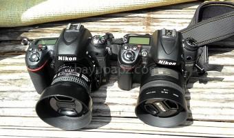 Samakah Lensa 35mm Pada Kamera APS-C Dengan Lensa 50mm Pada Kamera Full Frame?