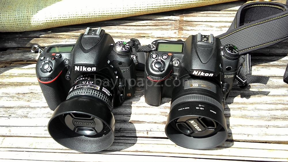 35mmvs50mm D750 D7000 - Bayupapz
