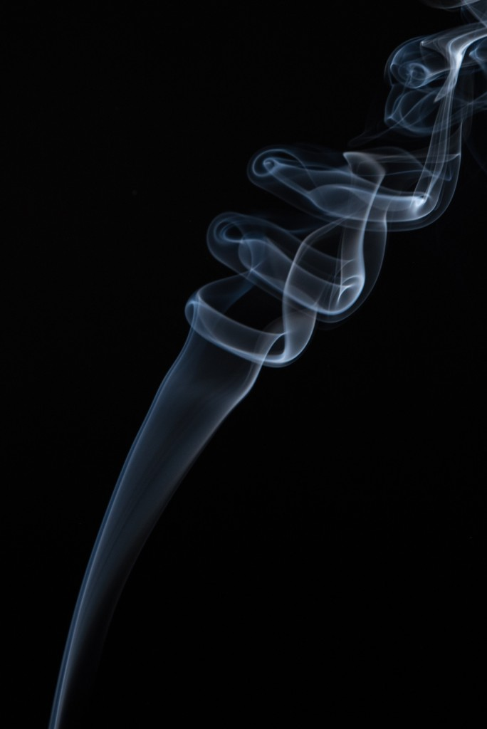 Tutorial Smoke Photography Warna Warni Color putih