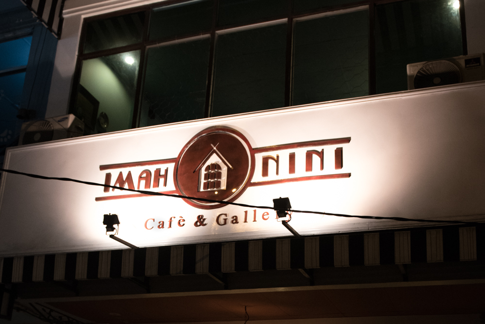 Instagramable Cafe di Bogor - Imah Nini