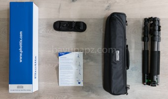 Unboxing dan Review Singkat Tripod Carbon Phottix