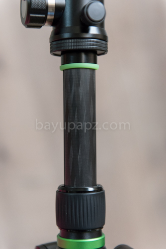 review carbon tripod phottix TA-255C 10