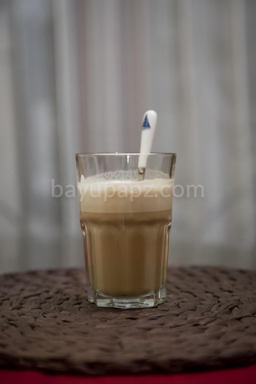 homemade caramel coffee latte mokka pot french press illy 9
