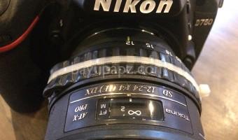 Lensa Tokina DX Dipasang di Kamera Nikon Full Frame? Bisa nggak sih?