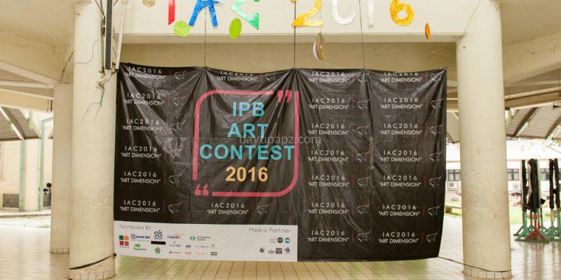 Penjurian lomba foto IAC 2016 IPB Art Contest 0