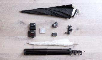 6 Peralatan Strobist Untuk Pemula