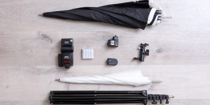6 Alat Yang Dibutuhkan Untuk Memulai Fotografi Strobist featured
