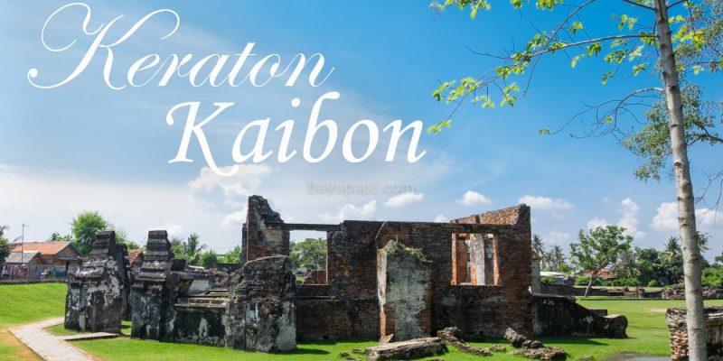Galeri foto bayupapz keraton kaibon serang banten featured