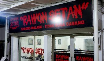 Rawon Setan Embong Malang, Surabaya