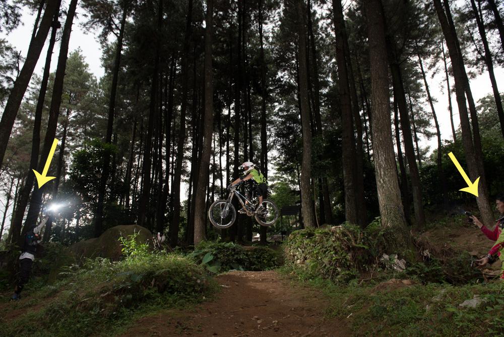 sport action photography bycicle downhill extreme sebex sentul bogor gunung pancar bts 4