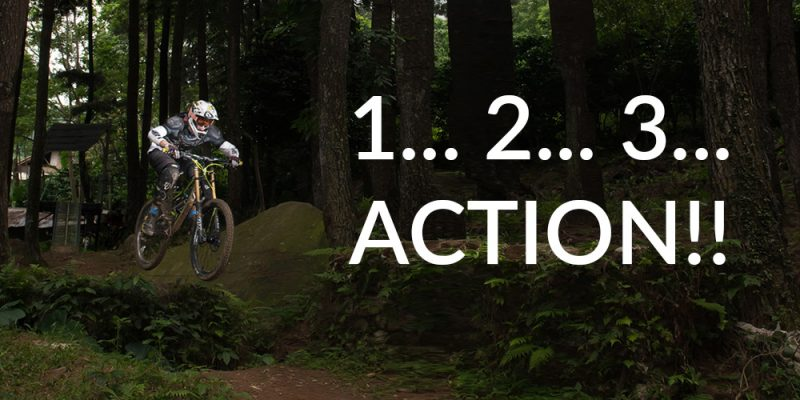 sport action photography bycicle downhill extreme sebex sentul bogor gunung pancar