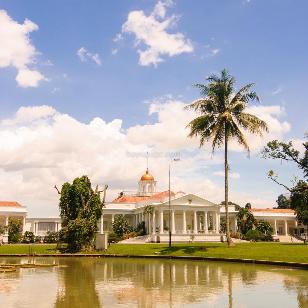 Fotografi Dasar White Balance Istana Bogor Shade 7500K