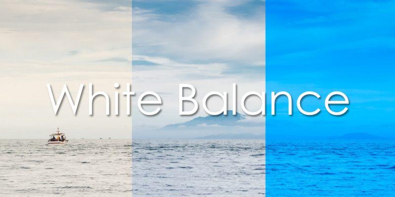 fotografi dasar basic photography White Balance cover
