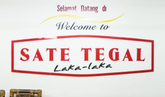 Sate Enak Di Bogor : Sate Tegal Laka-Laka