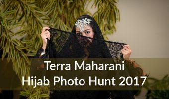 Terra Maharani Hijab Photo Hunt