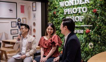 Wonder Photo Shop : Foto Memang Harusnya Dicetak